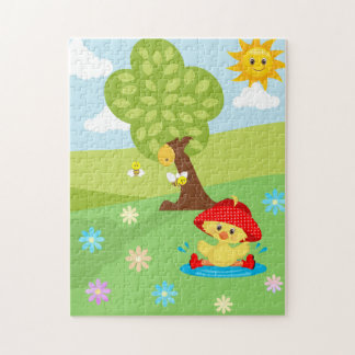 Fun Colourful Kids Puzzle