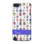 Fun Colourful Owls iPod Touch 5G Case