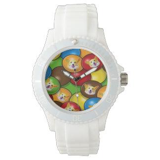 Fun Corgi Candy Watch