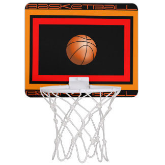 Fun Customizable Basketball Mini Hoops