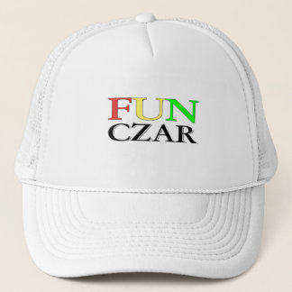 Fun Czar Trucker Hat