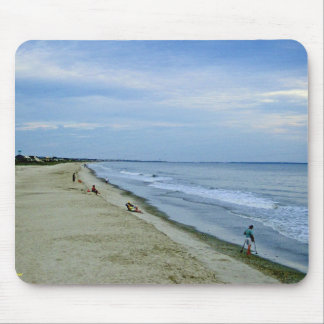 Fun Days On the Beach! Mouse Pad