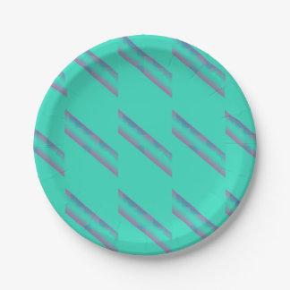 Fun Design 7 Inch Paper Plate