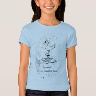 fun design, words celebrating your unique child T-Shirt