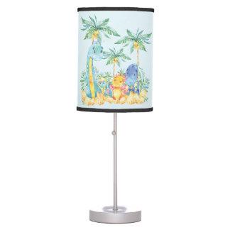 Fun Dinosaurs Baby Nursery Lamp