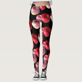 Fun Donuts Yoga Pants Stretch Leggings