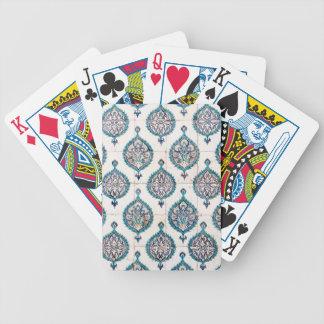 fun elegant design bicycle playing cards