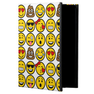 Fun Emoji Pattern Emotion Faces Powis iPad Air 2 Case
