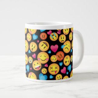 Fun Emoji Print Mug ,Great gift under 20.00