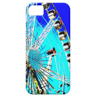 fun fair in amsterdam ferris wheel and high tower case for the iPhone 5