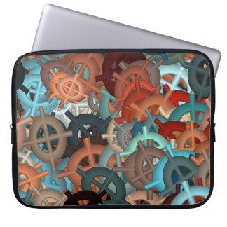 fun,fantasy and joy 2 laptop sleeve