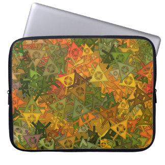fun,fantasy and joy 3 laptop sleeve