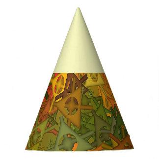 fun,fantasy and joy 3 party hat