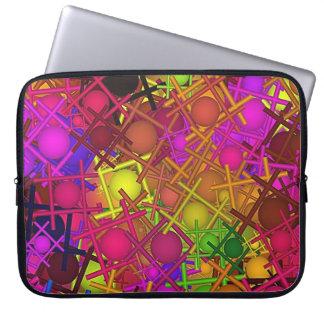 fun,fantasy and joy 5 laptop sleeve