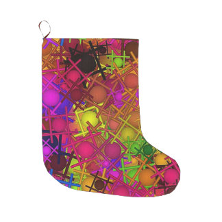 fun,fantasy and joy 5 large christmas stocking