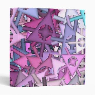 fun,fantasy and joy 7 vinyl binder