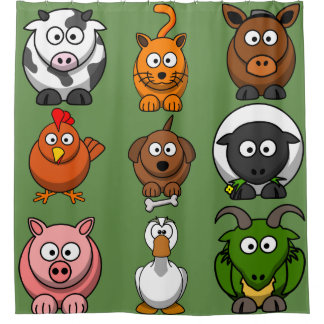 Fun Farm Animals