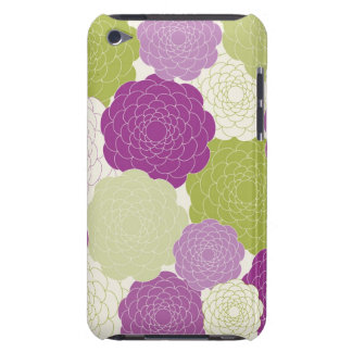 Fun Flower Blossoms iPod Case-Mate Cases