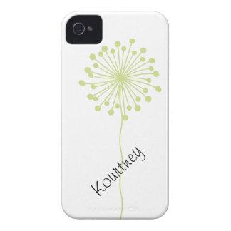 Fun Flower Blossoms Case-Mate iPhone 4 Case