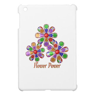 Fun Flower Power Case For The iPad Mini