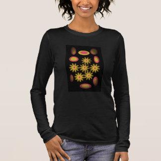 Fun Flowers Long Sleeve T-Shirt