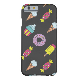 Fun Food Pattern Barely There iPhone 6 Case