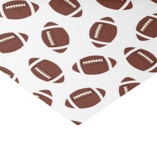 Fun Football sports pattern party tissue Tissue Paper
