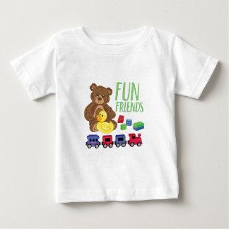 Fun Friends Baby T-Shirt