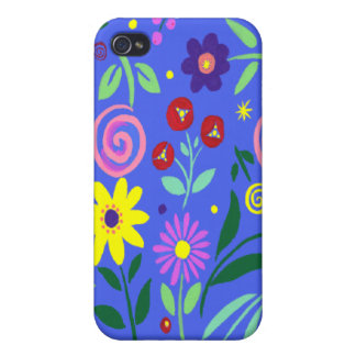Fun & Funky Hard Shell Case for iPhone 4