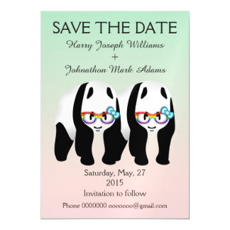 Gay Wedding Invitations Amp Announcements Zazzle Canada