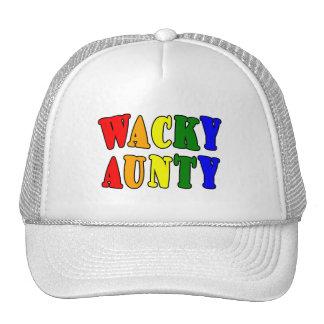 Fun Gifts for Aunts : Wacky Aunty Trucker Hat