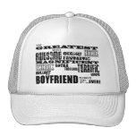 Fun Gifts for Boyfriends : Greatest Boyfriend Trucker Hat
