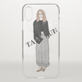 FUN GIRL iPhone X CASE
