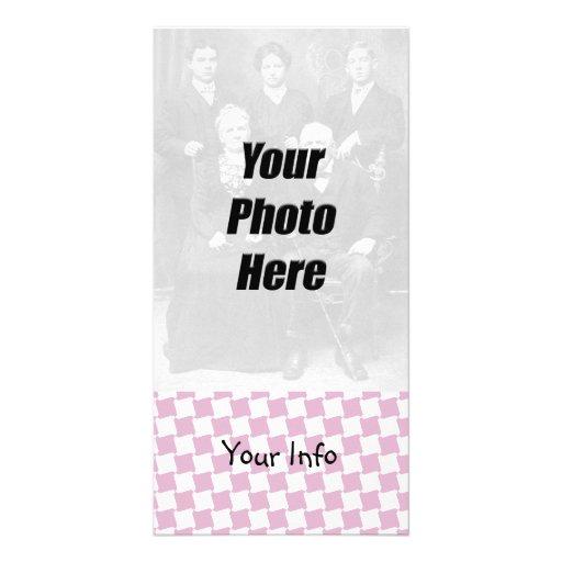 Fun Girly Photo Cards Vertical