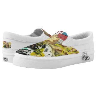 Fun Graffiti Shoes