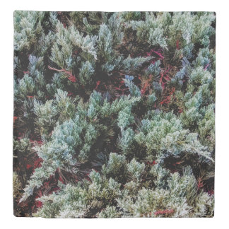 Fun Green Nature Photo Print Design Duvet Cover