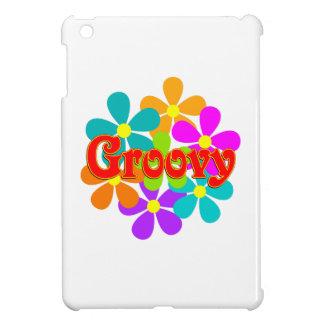 Fun Groovy Flowers iPad Mini Cover