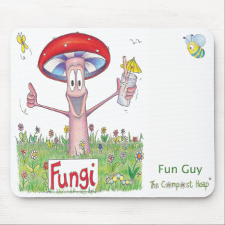 Fun Guy Mousepad