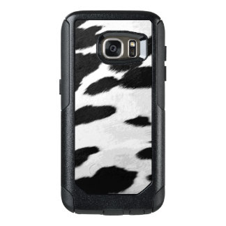 Fun Holstein Cow Hide Look OtterBox Samsung Galaxy S7 Case