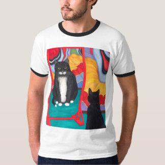 Fun House Fat Cat T-Shirt