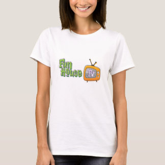 Fun House TV Womens T-Shirt
