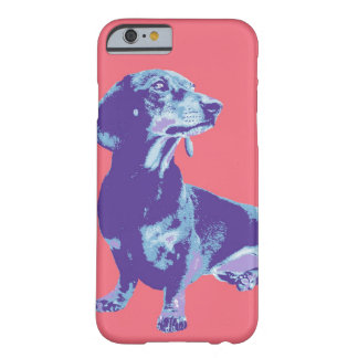 Fun image of pets on a varity of products barely there iPhone 6 case