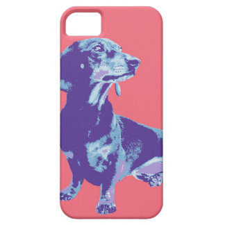 Fun image of pets on a varity of products iPhone 5 case