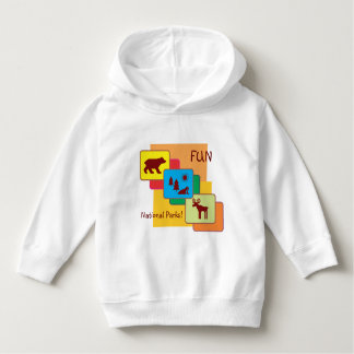 Fun in National Parks! Hoodie