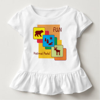 Fun in National Parks! Toddler T-shirt