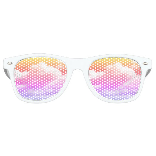 Fun in the Clouds Adult Sunglasses
