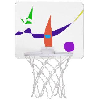 Fun in the Desert Mini Basketball Hoop