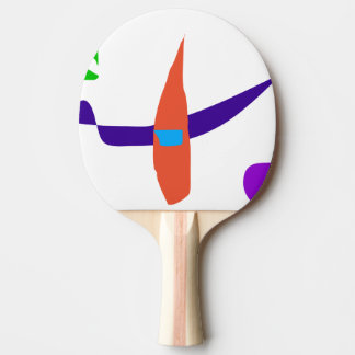 Fun in the Desert Ping Pong Paddle