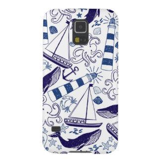 Fun in the Sea Galaxy S5 Cover