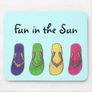 Fun in the Sun Mousepad
